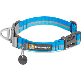Ruffwear Web Reaction Cuello, blue dusk